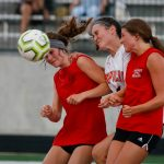 Photos: Girls Soccer Scrimmage vs Ozark